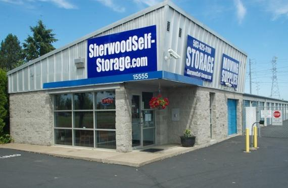 Storage Units Sherwood/15555 SW Tualatin Sherwood Rd