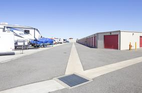 Storage Units Rocklin/3201 Industrial Ave