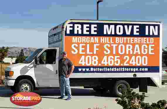 Truck Rental - Butterfield Morgan Hill Ca