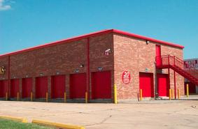 Storage Units Mustang/82 Armstrong Dr