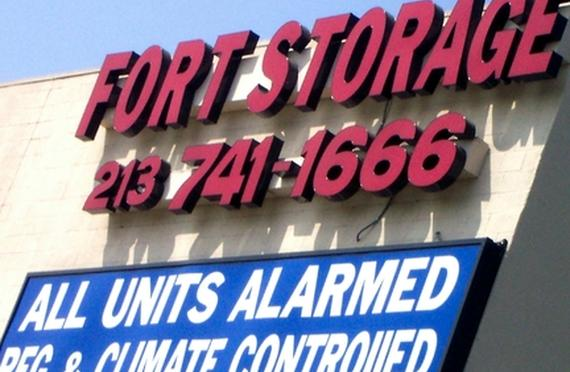 Storage Units Los Angeles/1651 South Central Avenue