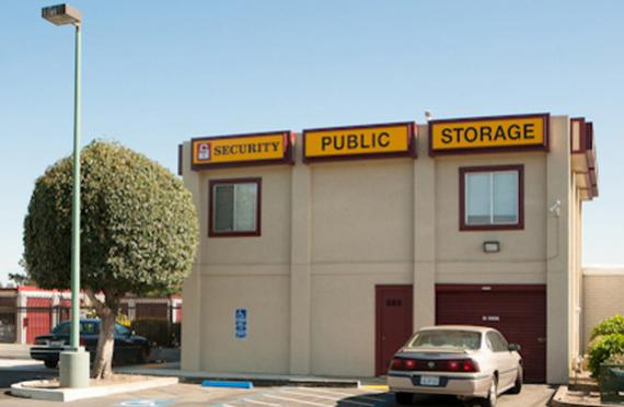 Storage Units Vallejo/4360 Sonoma Blvd
