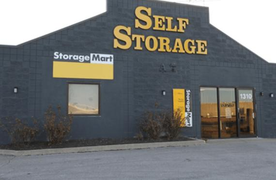 Storage Units Olathe/1310 South Enterprise