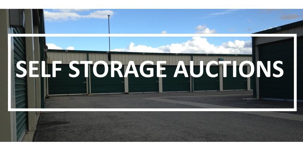 Auctions | Secure RV Storage