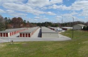 Storage Units Greenville/1211 Roper Mountain Road