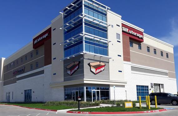 Self Storage in Frisco, TX | 6475 All Stars Ave | All