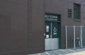 Storage Units Oakland/2633 Telegraph Ave