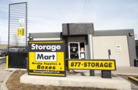 Storage Units Calgary/4687 Barlow Trail Southeast