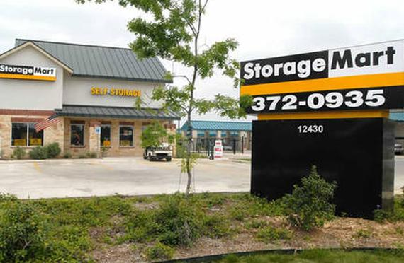 Storage Units Helotes/12430 Bandera Road