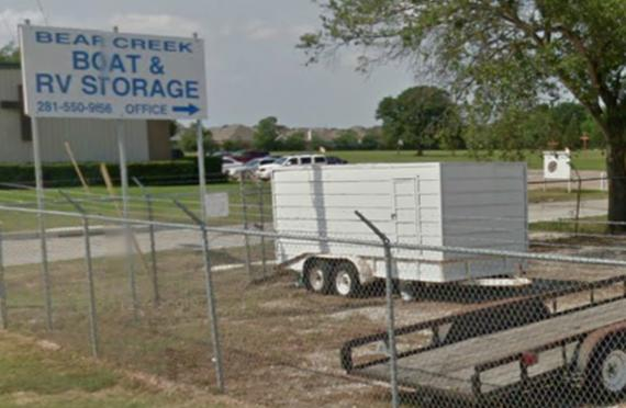 Storage Units Houston/17602 French Rd