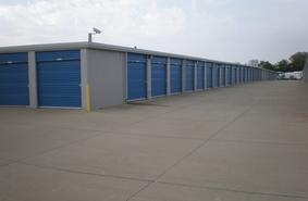 Storage Units Broken Arrow/1809 South Aspen Avenue