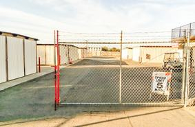 Storage Units Hanford/1550 Glendale Ave