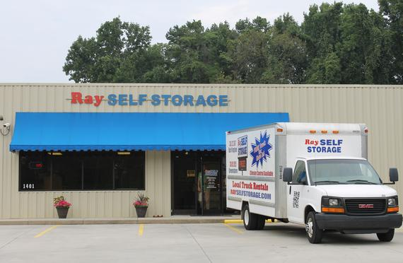 Storage Units Greensboro/1401 Norwalk St