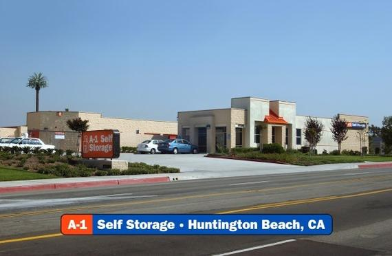 Storage Units Huntington Beach/17292 Gothard St