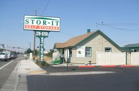 Storage Units Boise/6411 South Business Way