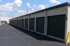 Storage Units Evansville/4619 Washington Avenue
