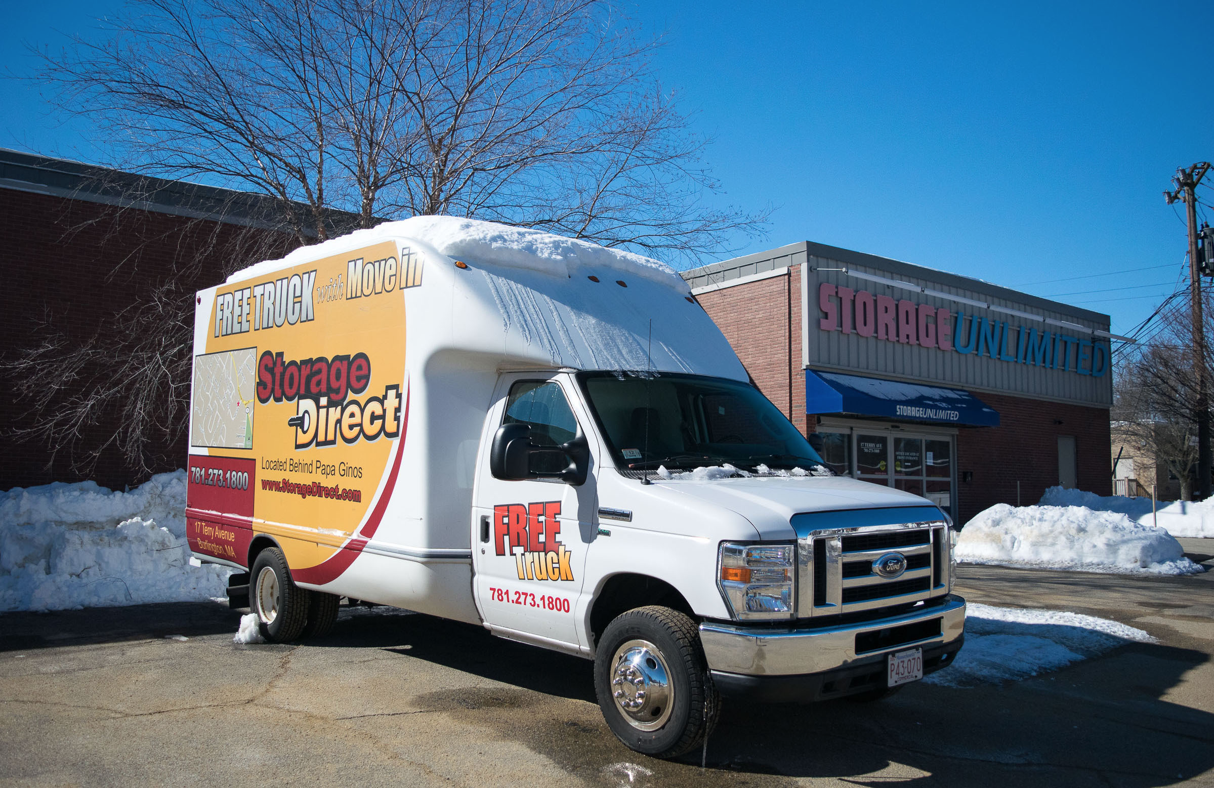 Self Storage Units Burlington, MA | Storage Unlimited Burlington | Storage  Direct