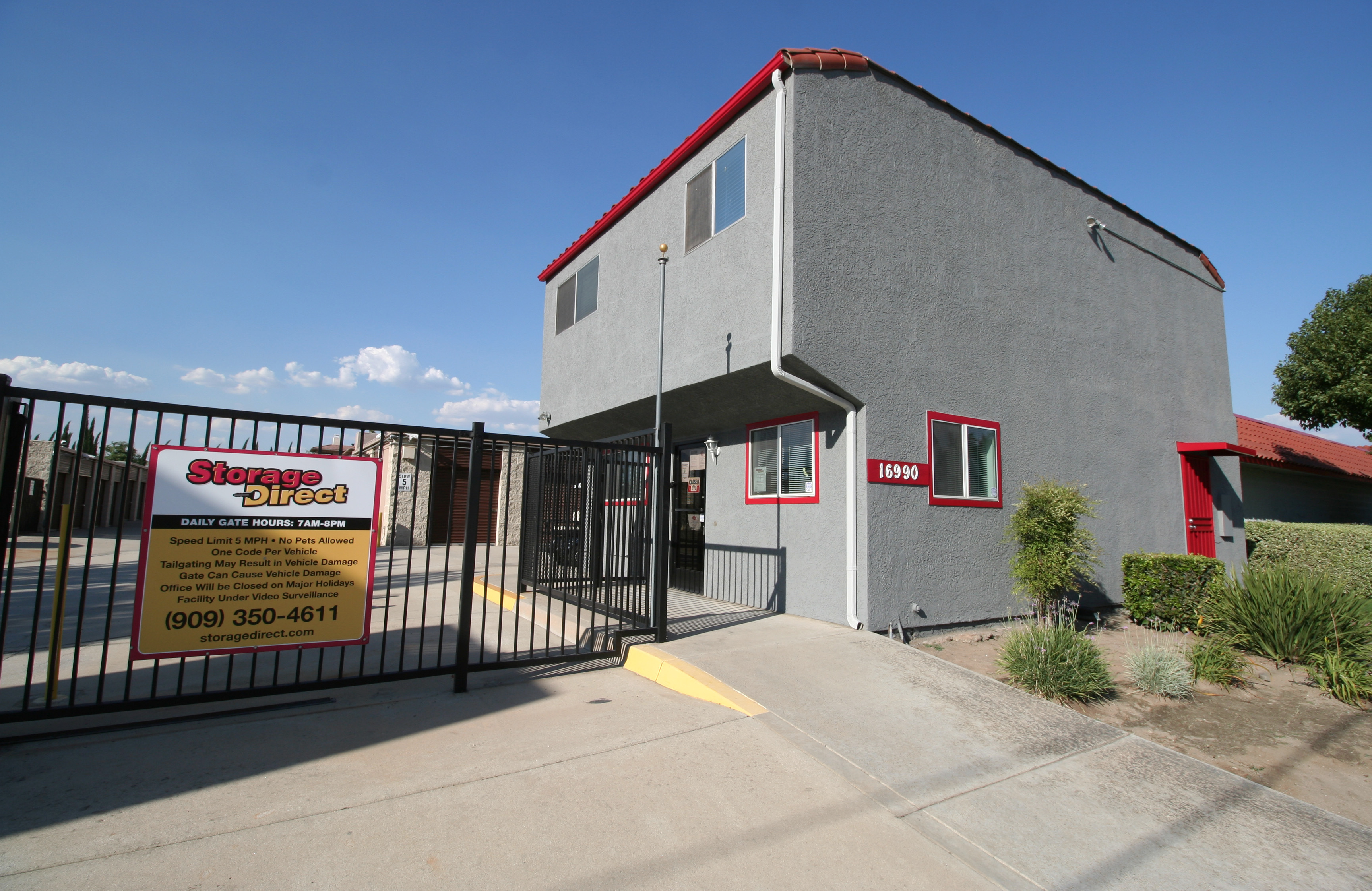 Self Storage Units Fontana Ca Storage Direct Fontana Storage
