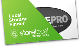 Self Storage Units from StoragePRO