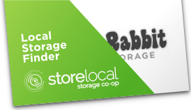 Self Storage Units from Jack Rabbit Self Storage