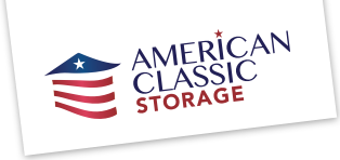 Self Storage Units from American Classic Storage