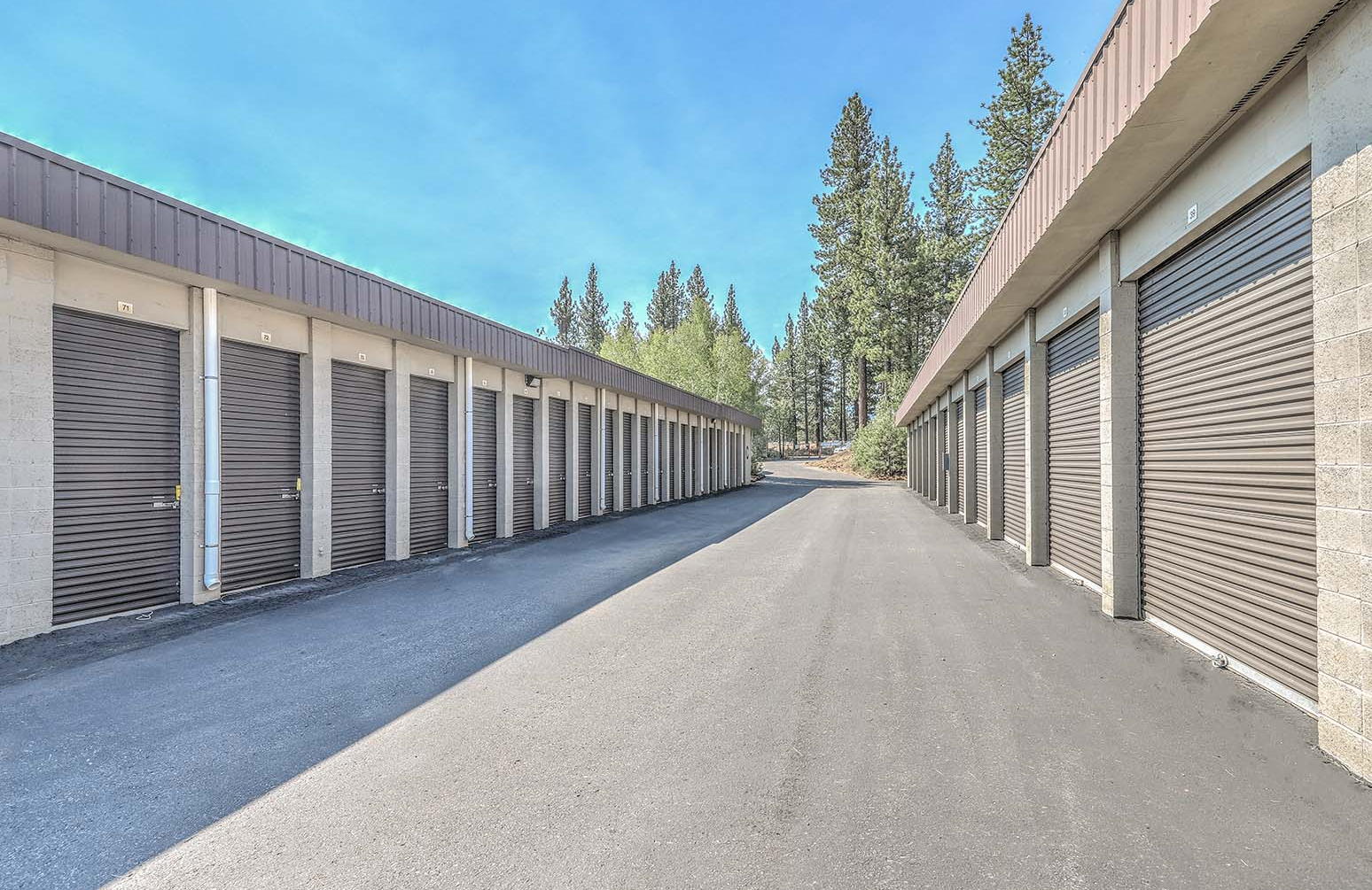 Storage Units in Truckee, CA   11999 State Route 267