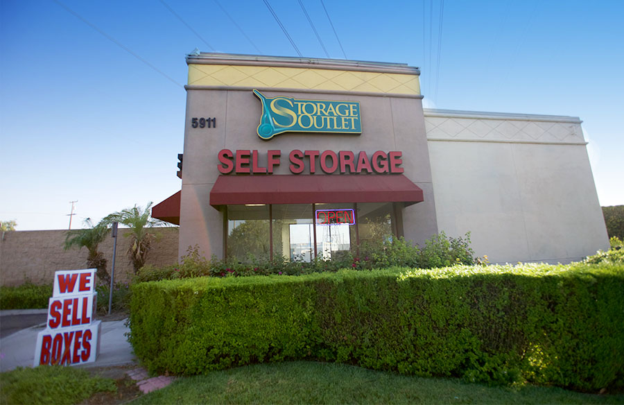 Storage Units In South Gate Ca 5911 Firestone Blvd