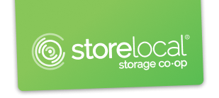 Self Storage Units from Storelocal® Storage Co-Op