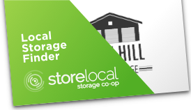 Self Storage Units from Mint Hill Self Storage