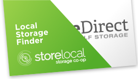 Self Storage Units from Storage Direct