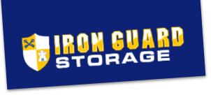 Self Storage Units from Iron Guard Storage