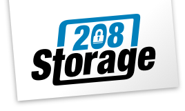 Self Storage Units from 208 Storage