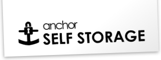 Self Storage Units from Anchor Self Storage