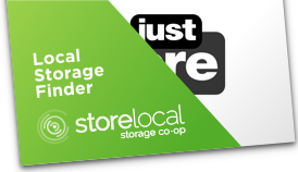 Self Storage Units from Just Store It