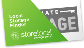 Self Storage Units from Climate Storage